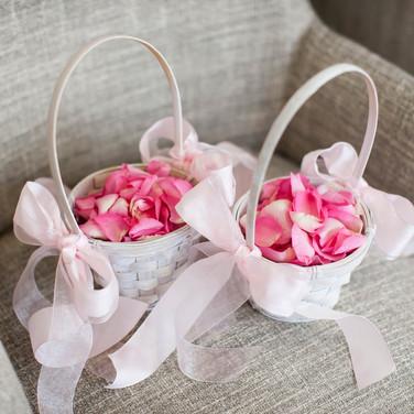 Adorable Flowergirl Baskets