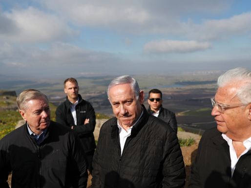 Syria criticized US senator' comment on Golan Heights