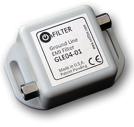 GLE04-01 Ground EMI Filter by OnFILTER