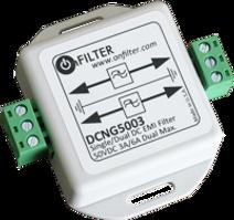 Dual DC EMI Filter 2x3A