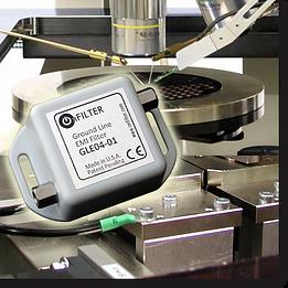 Ground EMI Filter GLE04-01 in Wire Bonding