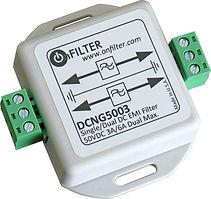 Dual DC EMI filter DCNG5003