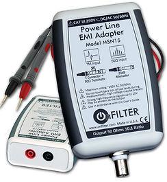 MSN15 Power Line EMI Adapter