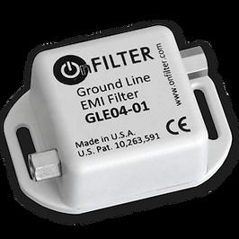 Ground EMI Filter GLE04-01