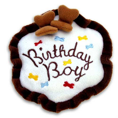 Birthday Boy Soft Toy (Small)