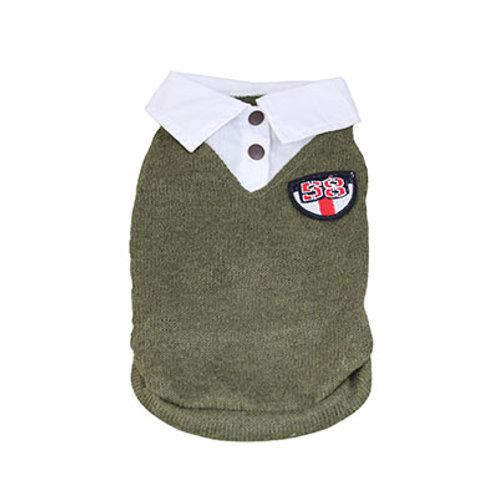 Smart Casual Shirt & Vest