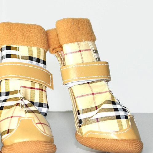 "Tartan ""UGG"" Style Boots"
