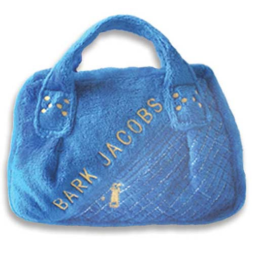 Blue 'Bark Jacobs' Bag (Small)