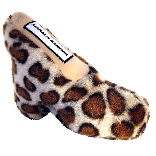 Manolo Barknik Shoe Toy (Large)