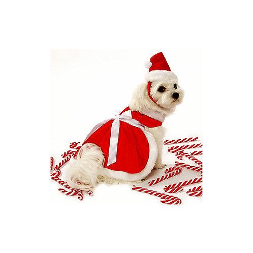 Christmas Velveteen Costume