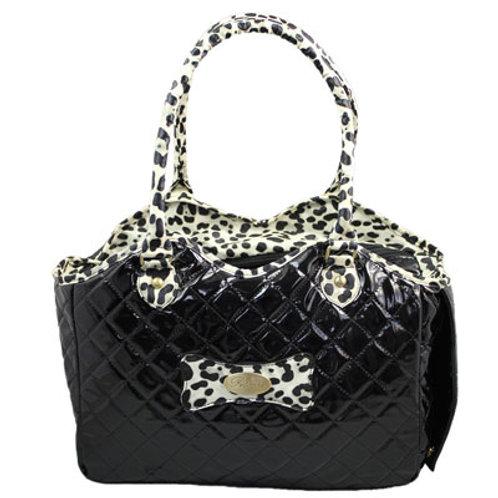 Black Fashion Style Dog Carry Bag