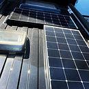 Einbau Solaranlage Wohnmobil/Kastenwagen