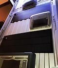 Solaranlage Kastenwagen