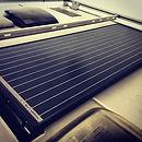 Einbau Solaranlage Büttner Wohnmobil