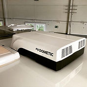 Einbau Klimaanlage Dachklimaanlage Dometic Freshjet Wohnmobil