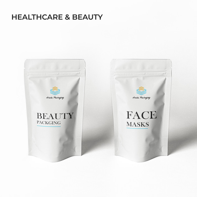 Healthcare & Beauty Pouches