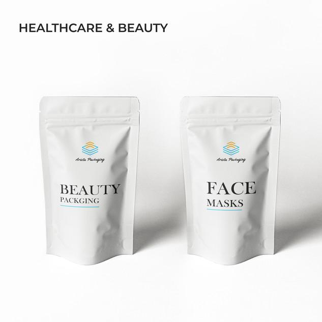 Healthcare & Beauty Pouches
