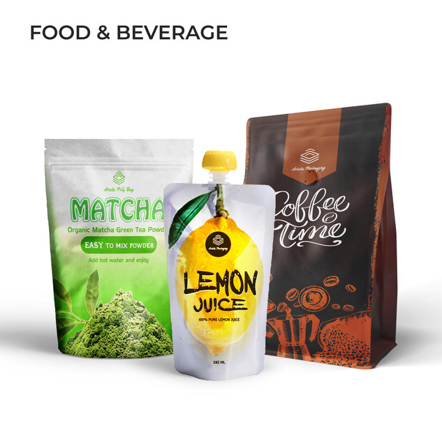 Food & Beverage Pouches