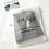 Thumbnail: Custom Design Transparent Plastic Vacuum Packaging Bags for Clothing