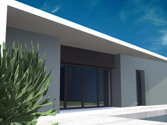 Construction maison individuelle à Boucau
