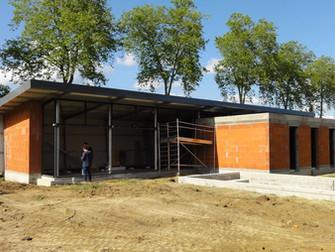 Construction maison individuelle à Oeyreluy
