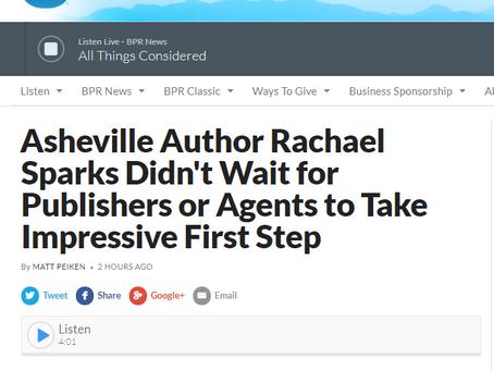 Blue Ridge Public Radio Interview