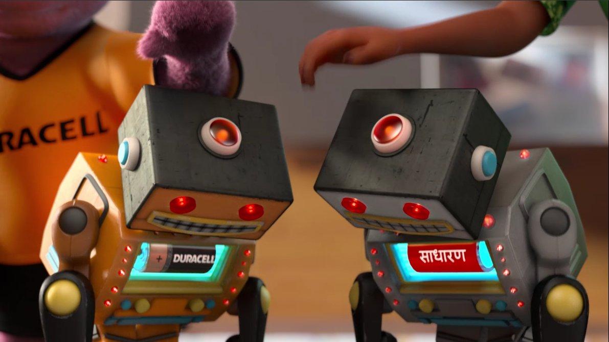 Duracell / Robot