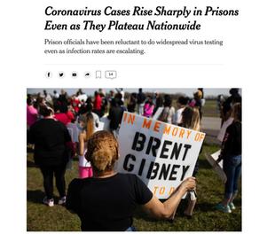 NYT: Coronavirus Tracking Project