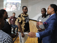 With Man Up, a new Memphis teacher prep program is training, mentoring men of color