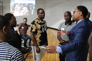 With Man Up, a new Memphis teacher prep program is training, mentoring men of color
