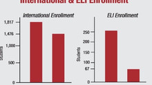 ELI takes hits when international enrollment drops