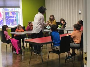 Tuscaloosa homeschoolers form community at King's Co-op