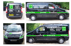 Vehicle Liveries & Signs