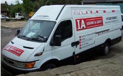 IA Sound and Light Van