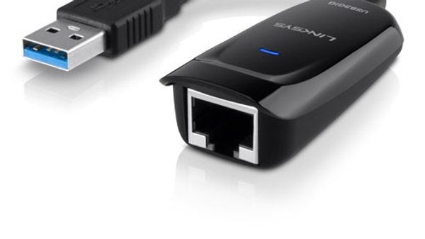 Adaptador Ethernet Gigabit USB 3.0 Linksys USB3GIG