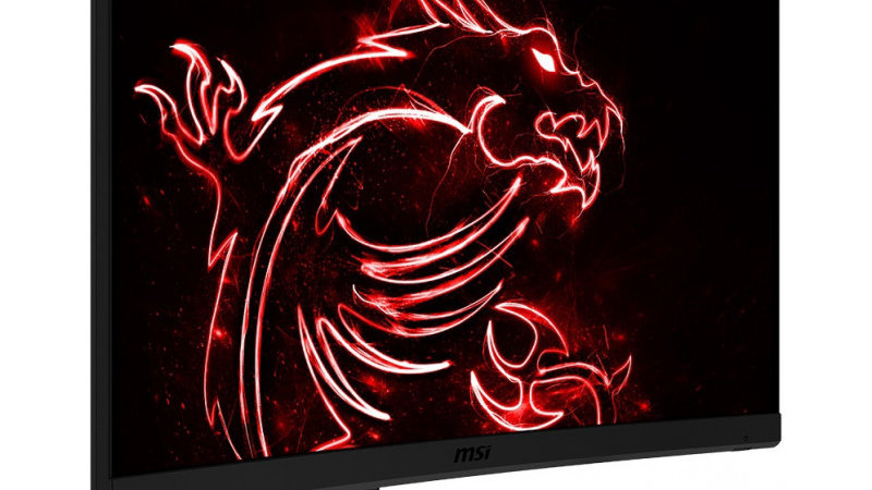 """MSI Curved Gaming 27"""""""