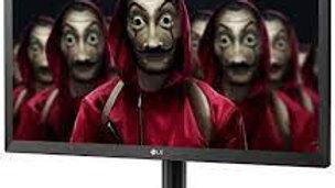 MONITOR LG 21.5 HDMI 22MK400H