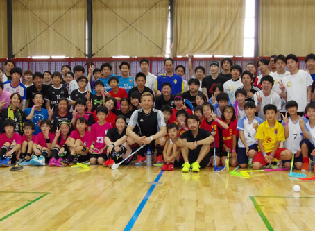 T3 FLOORBALL PROJECT IN JAPAN