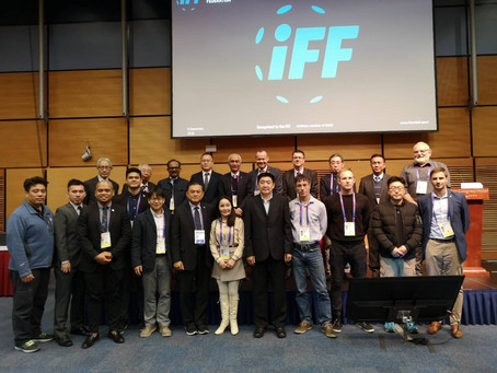 AOFC meets at the 15th IFF AGM in Prague