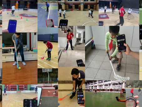 2020 Chinese National Youth Virtual Online Floorball Competition Completed Successfully