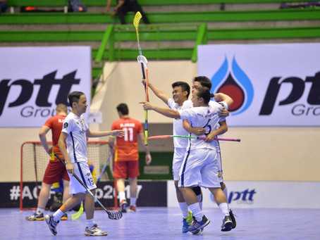 Floorball in the Biggest SEA Games ever