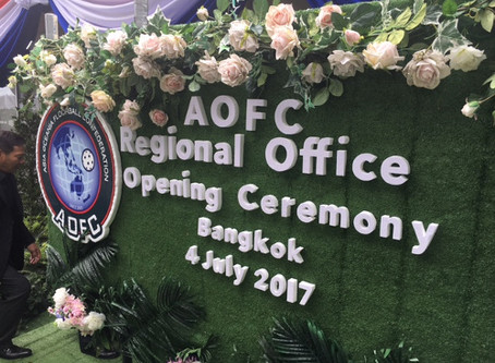 AOFC OFFICE OPENED IN BANGKOK