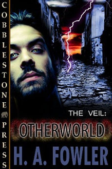The Veil: Otherworld by H.A. Fowler