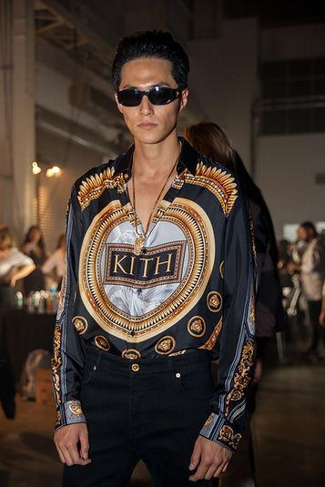 KITH x Versace NYFW SS19