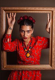 Frida-kahlo-self portrait