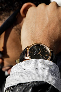 Watch lifestyle photography