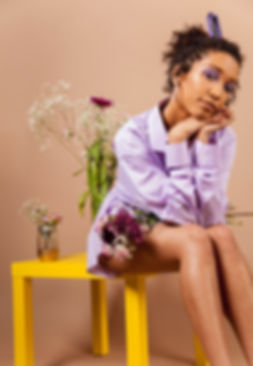 Shades of Lavender series