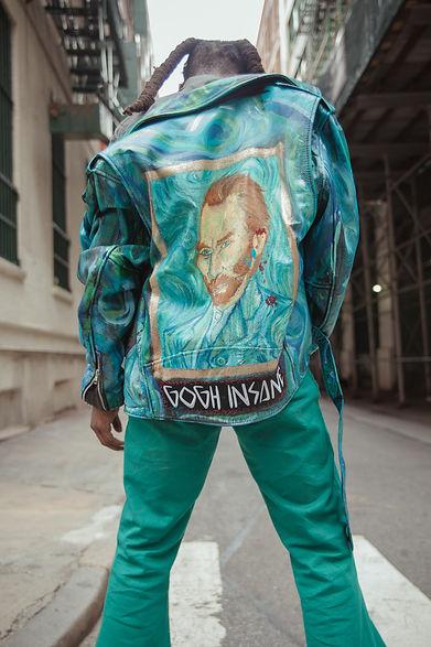 Von Gogh jacket - Dream Story Prod