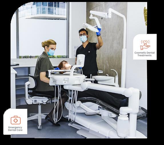 dental clinic in london