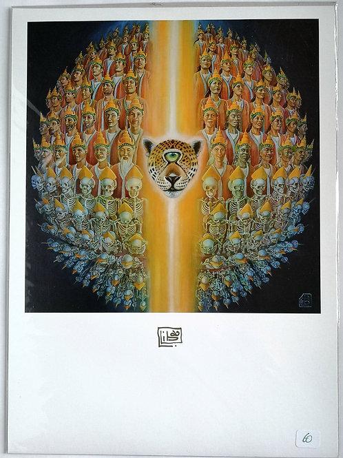 """Liba W.S. """"Transcender la dualité"""""""